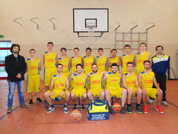 Suzzara Fenice Basket 2014_2015